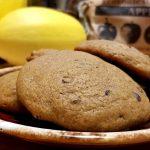 Apple Protein Cookies